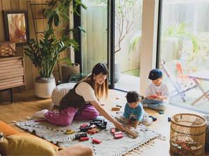 ママも子どもも笑顔になれる。楽しい時間のつくり方