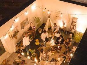 ホームパーティーのおもてなしアイデア集 #001 夜に楽しむホームパーティー