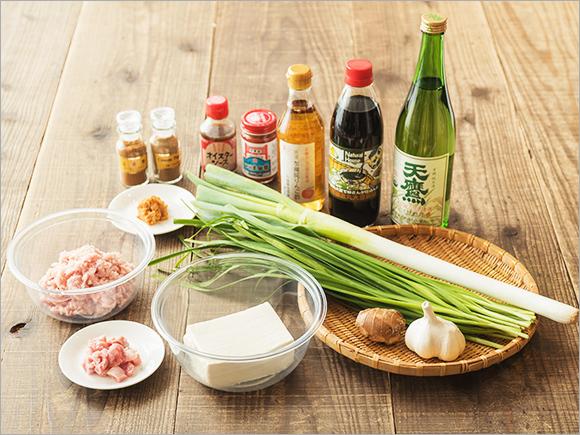 HITOTEMA麻婆豆腐をつくってみよう!