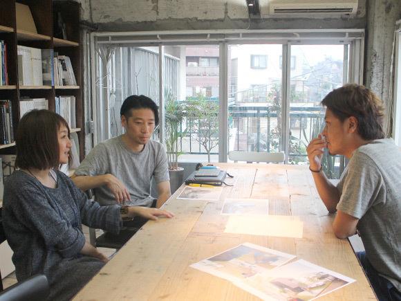 Suppose design officeの共同主宰者、吉田愛氏