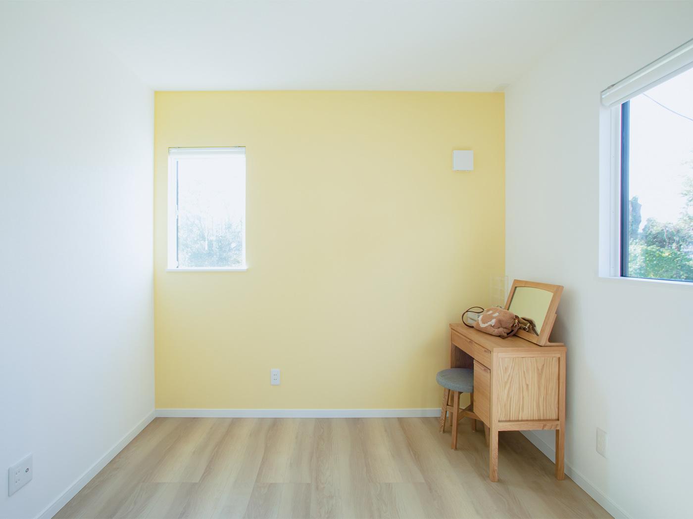 将来のお子さんの部屋。
