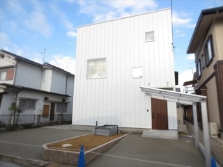 ZERO-CUBE+STORAGE+BOX 【A様邸】
