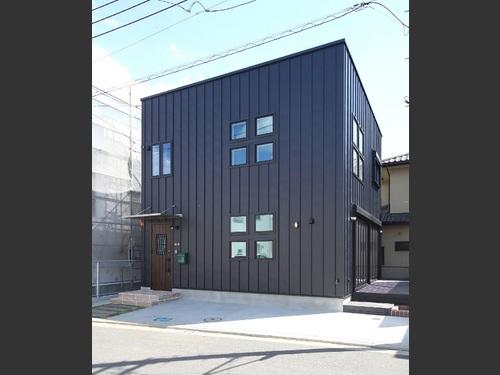 ZERO-CUBE+FUN  CUSTOM 大和市建売住宅