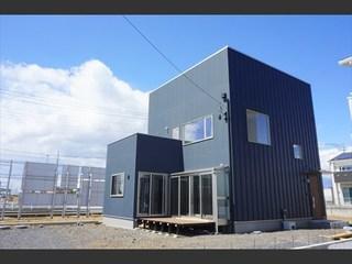 【太田市K様邸】ZERO-CUBE+BOX SKY BALCONY+LOHAS