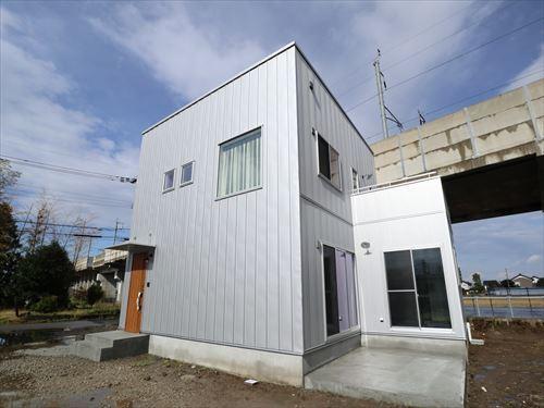 富山市 水橋 ZERO-CUBE+BOX