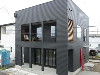 ZERO-CUBE MALIBU ~カリフォルニアスタイルの家