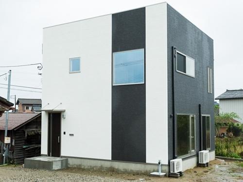 ZERO-CUBE ~ハイセンスなデザインが光る家
