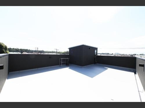 ZERO-CUBE+FUN+SKYBALCONY 相模原市南区 S様邸