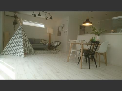 ZERO-CUBE+SKY BALCONY 相模原市緑区 建売住宅