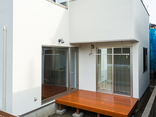 ZERO-CUBE+BOX ~建てた後のスタイルを楽しむ家