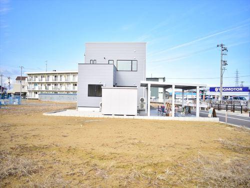 富山市 中川原 ZERO-CUBE+BOX