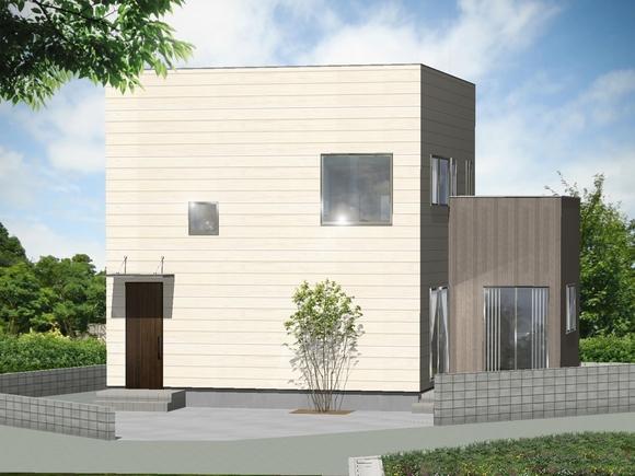 いよいよ十王町友部モデルハウスがオープン! 弊社人気No.1のZERO-CUBE+BOX 現在オーナーも募集中なので 気に入ったらモデルハウスの購入も可能です!