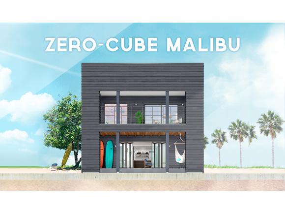 """今、オシャレ感度が高い方の間で話題沸騰中のデザイナーズ規格住宅「ZERO-CUBE」。 この「ZERO-CUBE」を、写真や図面ではなく実際に見て触れることができる見学バスツアーを開催します! ZERO-CUBE+FUNシリーズに加え、発表以来未だにその人気がとどまることを知らない 「ZERO-CUBEMALIBU」は特に必見! 他にも「ZERO-CUBE KAI CUSTOM」「ZERO-CUBE STEPFLOOR」を見学予定。 """"ムダのない、進化を遂げたシンプル&モダンの家""""ZERO-CUBEを、福岡のモデルハウスで是非ご体感ください!"""