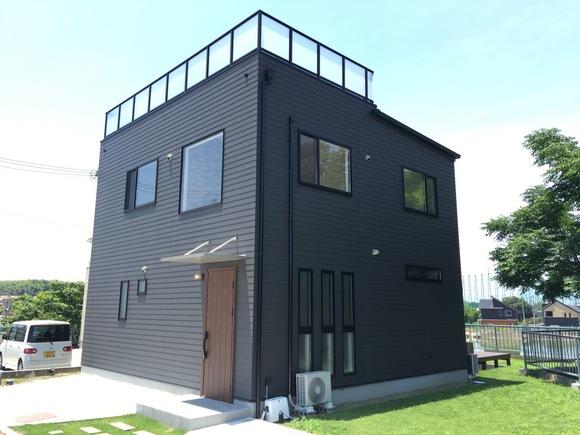 ZERO-CUBE+BOXモデルハウス見学会