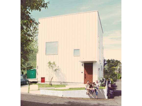 日立市田尻町に人気の+FUNシリーズ +BOXが登場! 外観はシックなブラウン、内観も落ち着いたブラン基調の仕様です ホワイトとはまた違った魅力あふれるZERO-CUBEを是非ご覧ください