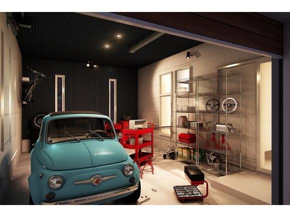 1,000万円のスタイリッシュな家をベースに、こだわりや楽しみをプラスするデザイナーズ規格住宅「ZERO-CUBE」。その3LDKの「ZERO-CUBE」をベースに、玄関から直接行き来できる便利なガレージをプラスした「ZERO-CUBE+GARAGE」が長崎市みなと坂1丁目に完成します!  セキュリティはもちろん、クルマも雨ざらしになることもありません。屋上をバルコニーとしても無駄無く活用。「クルマは、もうひとりの家族」。そんな想いをカタチにできる家です!  ご自身が希望するタイプの家の間取りや広さを実際に体感できるのが規格住宅のいいところ。ぜひこの機会にZERO-CUBEをご体感ください!   ※写真はイメージです。