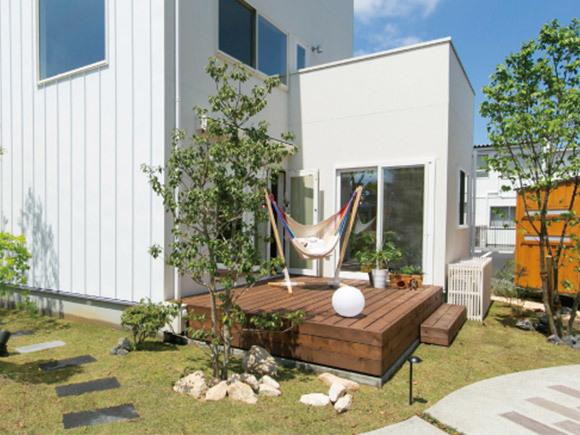 お客様こだわりのZERO-CUBE+BOXの仕上がりになっている家です。  ※写真はイメージです。